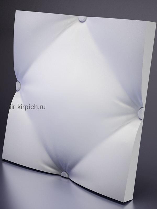 Гипсовая 3D панель Ampir