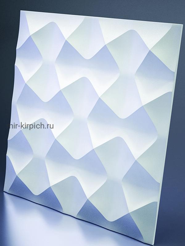 Гипсовая 3D панель Aura