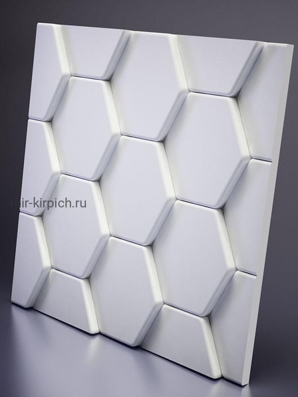 Гипсовая 3D панель Bee