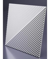 Гипсовая 3D панель Fields