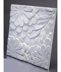 Гипсовая 3D панель Flora