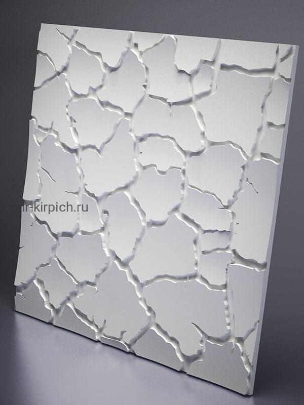 Гипсовая 3D панель Sahara