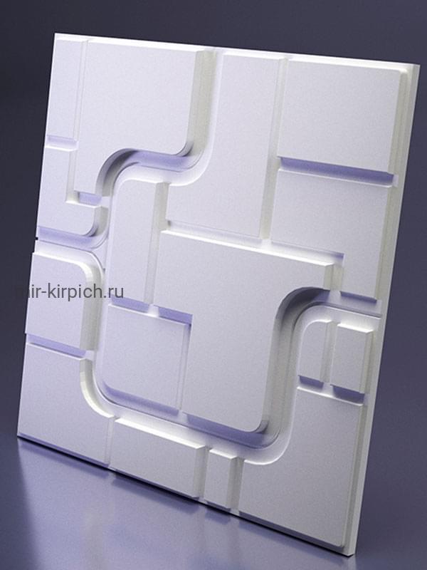 Гипсовая 3D панель Space