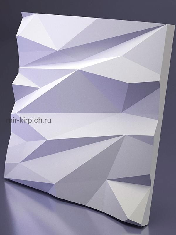 Гипсовая 3D панель Stells
