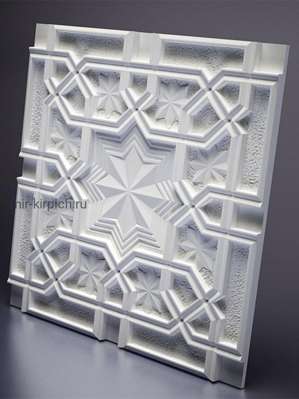 Гипсовая 3D панель Valencia