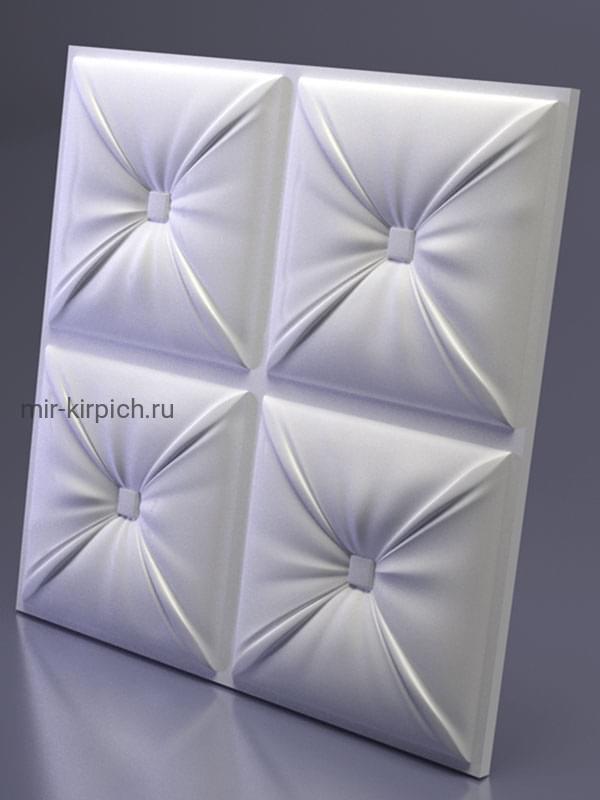 Гипсовая 3D панель Артполе Chester