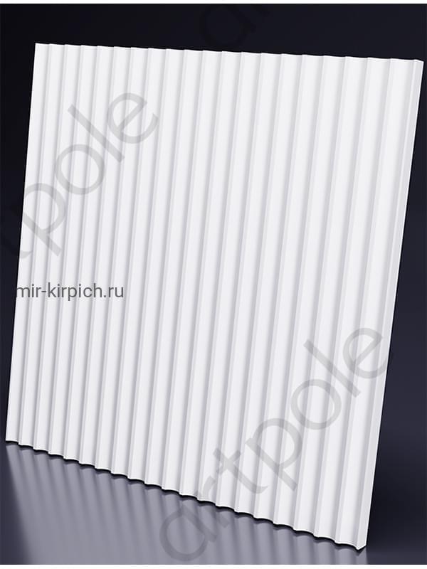 Гипсовая 3D панель Pallada