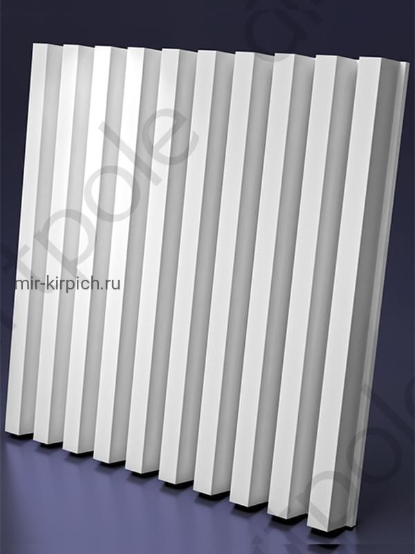 Гипсовая 3D панель Reiki