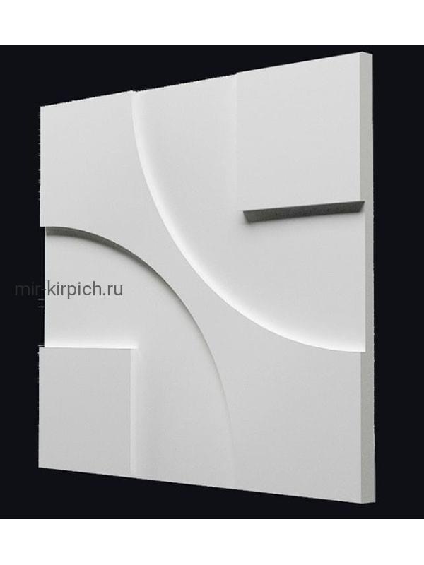 Гипсовая 3D панель Маяк