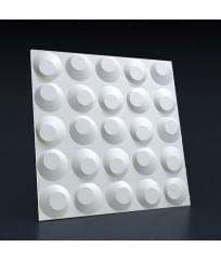 Гипсовая 3D панель Бамп