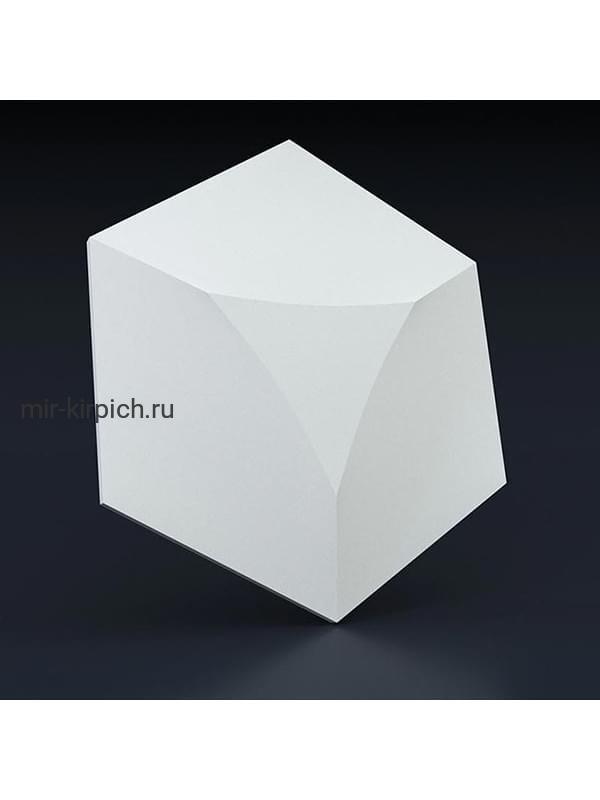 Гипсовая 3D панель Гекса