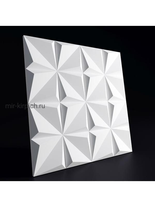 Гипсовая 3D панель Слайс