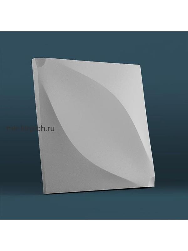 Гипсовая 3D панель Звезда