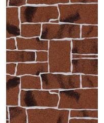 Гибкая плитка под рваный камень Marron