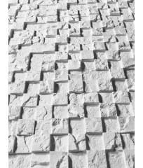 Гипсовая плитка Сланец Шахматы С02-001