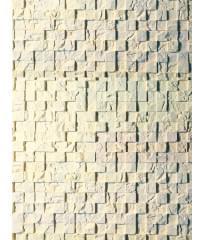Гипсовая плитка Сланец Шахматы С02-002
