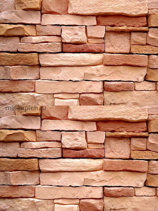 Декоративный камень Колорадо 06-18