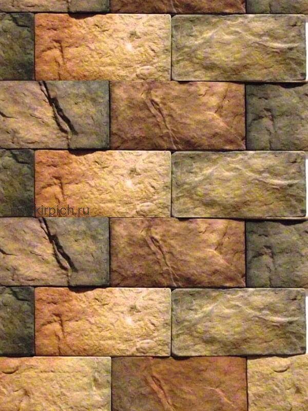 Декоративный камень Старинный камень 0802