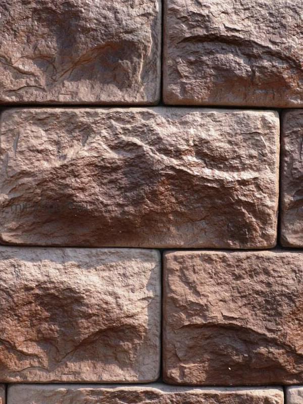 Декоративный камень Старинный камень 0805