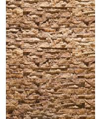Декоративный камень Крит Горчичный