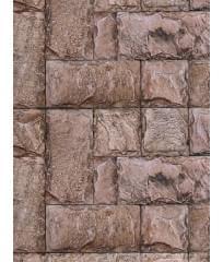 Декоративный камень Леон Розовый мрамор