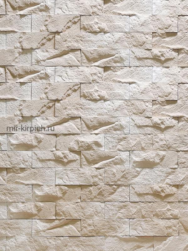 Декоративный камень Неаполь Бежевый