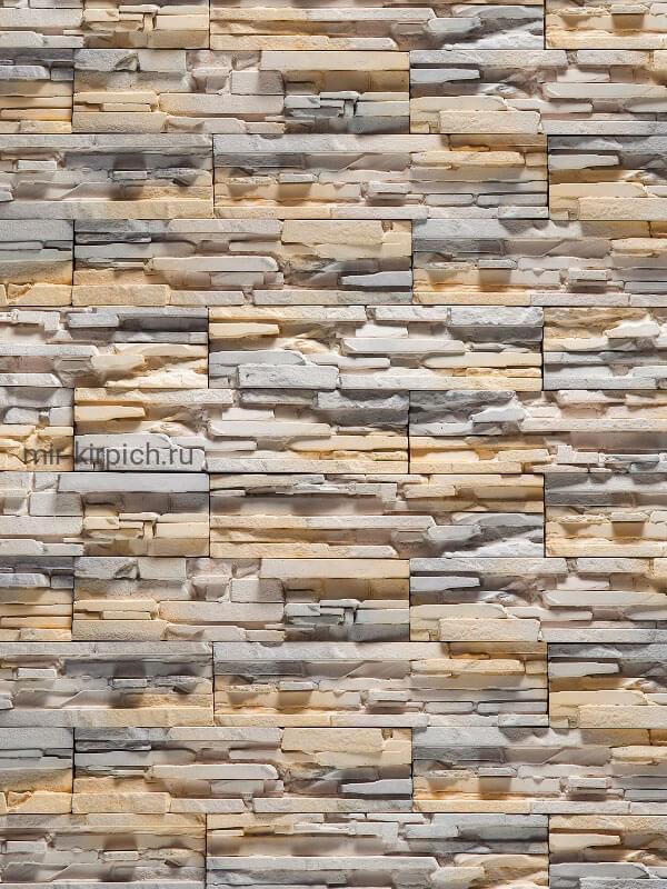 Декоративный камень Сицилия Светлая