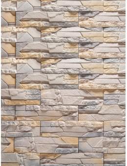 Декоративный камень Скала Светлая