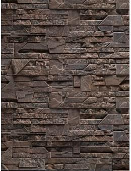 Декоративный камень Скала Темная