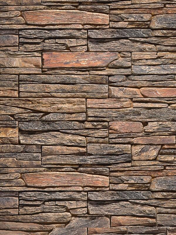 Декоративный камень Танвальд Каролина 3