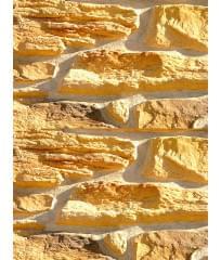 Декоративный камень Альпийская деревня 07