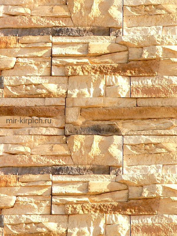 Декоративный камень Альпийский сланец 010