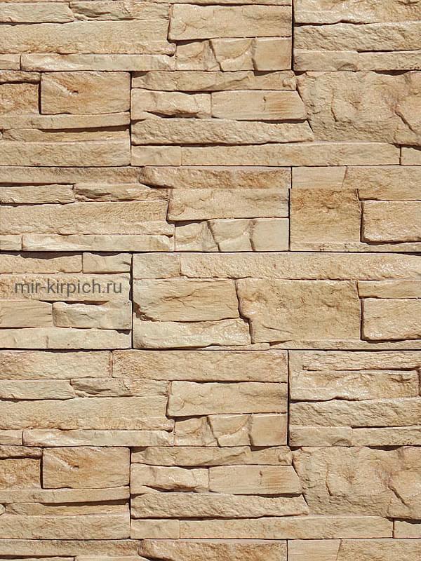 Декоративный камень Альпийский сланец 018