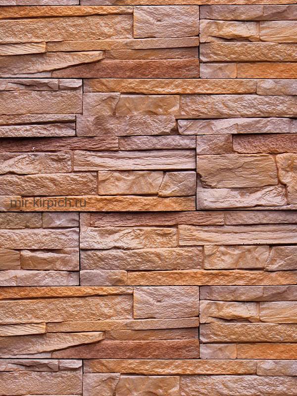 Декоративный камень Альпийский сланец 020
