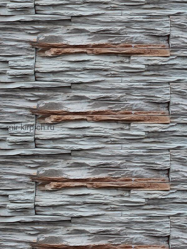 Декоративный камень Американская скала 02