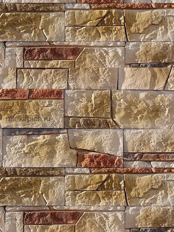 Декоративный камень Дворцовый камень 08