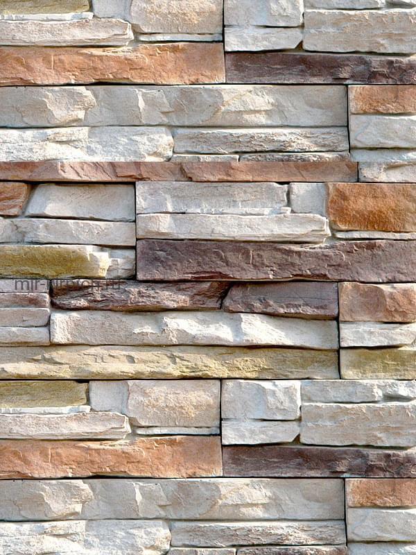 Декоративный камень Каменная гряда 05