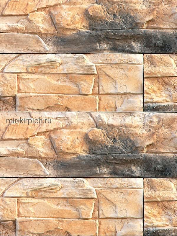 Декоративный камень Каменный уступ 04