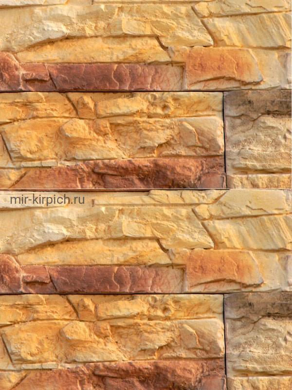Декоративный камень Каменный уступ 05