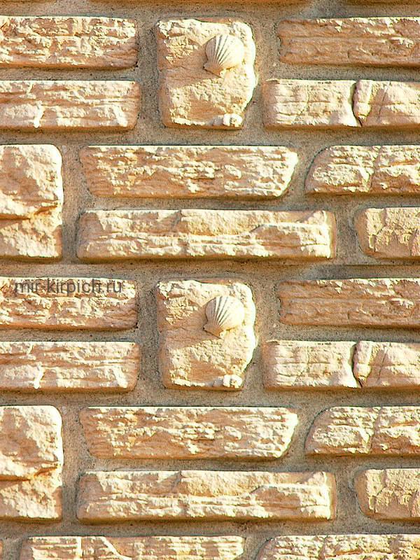 Декоративный камень Морской бриз 01