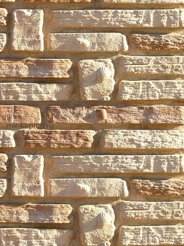 Декоративный камень Морской бриз 07