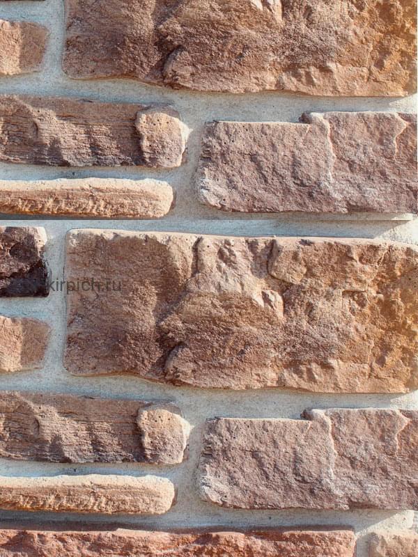 Декоративный камень Норвежский берег 01