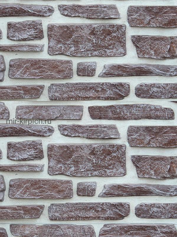 Декоративный камень Норвежский берег 08