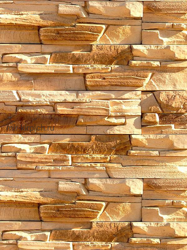 Декоративный камень Северный склон 01