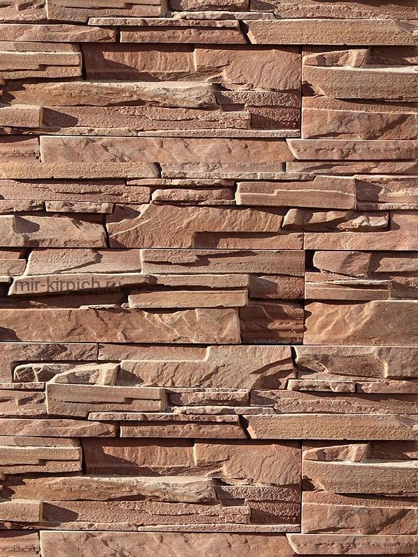 Декоративный камень Северный склон 014