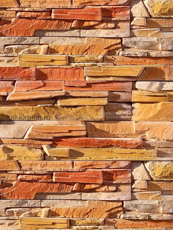 Декоративный камень Северный склон 015