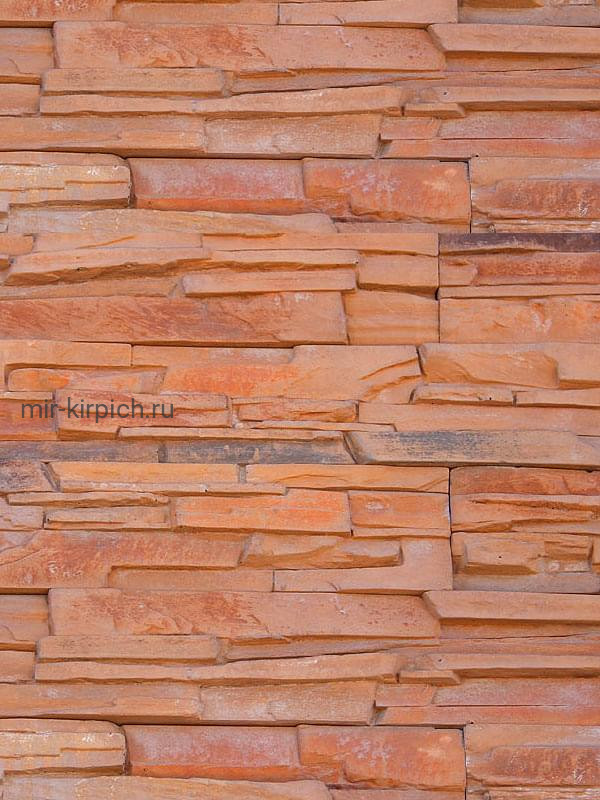 Декоративный камень Северный склон 017