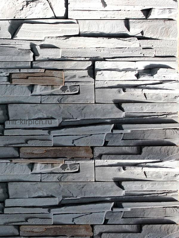 Декоративный камень Северный склон 018