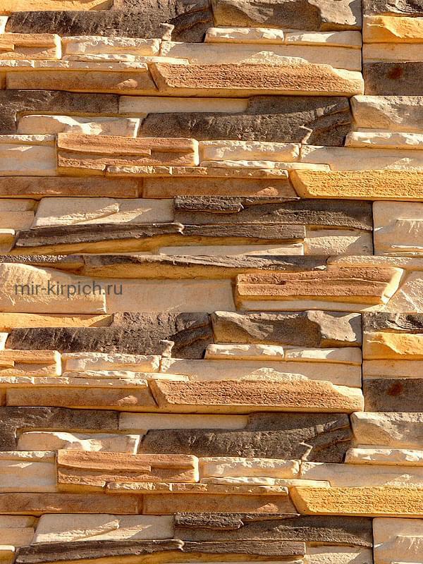 Декоративный камень Северный склон 03