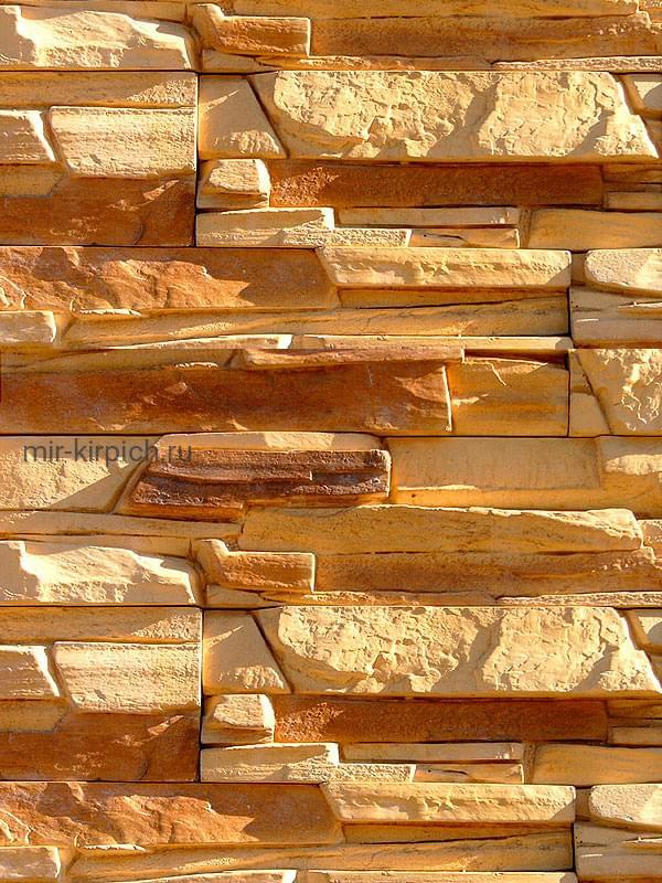 Декоративный камень Северный склон 08
